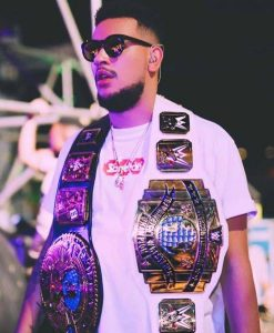 See AKA's reaction to the viral video of Flame seen slapping a fan