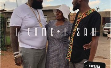 Kwesta - I Came I Saw ft. Rick Ross
