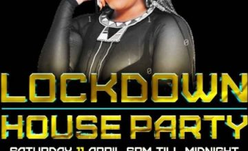 DBN Gogo – Lockdown House Party Mix