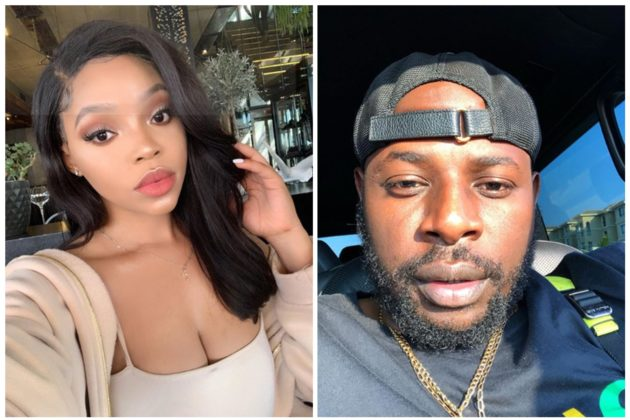 DJ Maphorisa questioned over Faith Nketsi's name missing on his list of signed artistes
