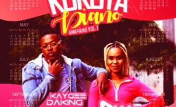 DOWNLOAD Kaygee DaKing & Bizizi Kokota Piano (Amapiano Vol. 1) Album