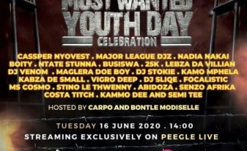 Kabza De Small – Most Wanted Youth Day Mix 2020