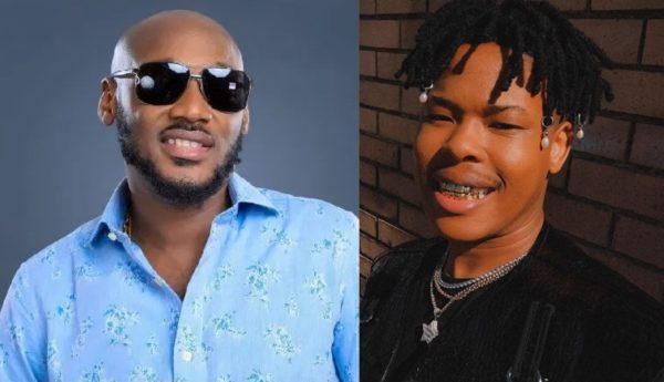 Nigerian Star, 2Baba applauds Nasty C & he reacts