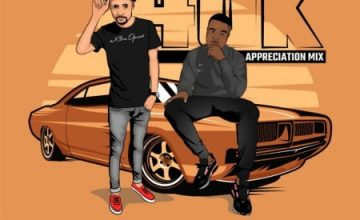 Afro Brotherz – 40K Appreciation Mix
