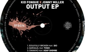 Kid Fonque & Jonny Miller – Soulfully Broken ft. Sio