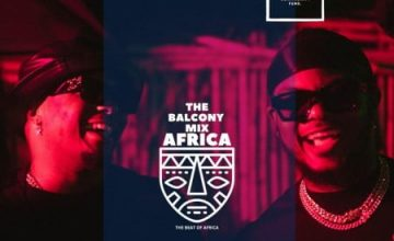 Major League – Amapiano Live Balcony Mix 25