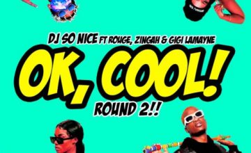 DJ So Nice – Ok Cool! Round 2! ft. Rouge, Zingah & Gigi Lamayne
