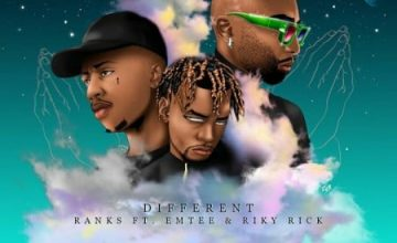 Ranks ATM – Different ft. Emtee & Riky Rick
