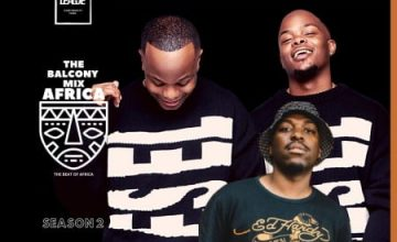 Major League & De Mthuda – Amapiano Live Balcony Mix B2B (S2 EP3)
